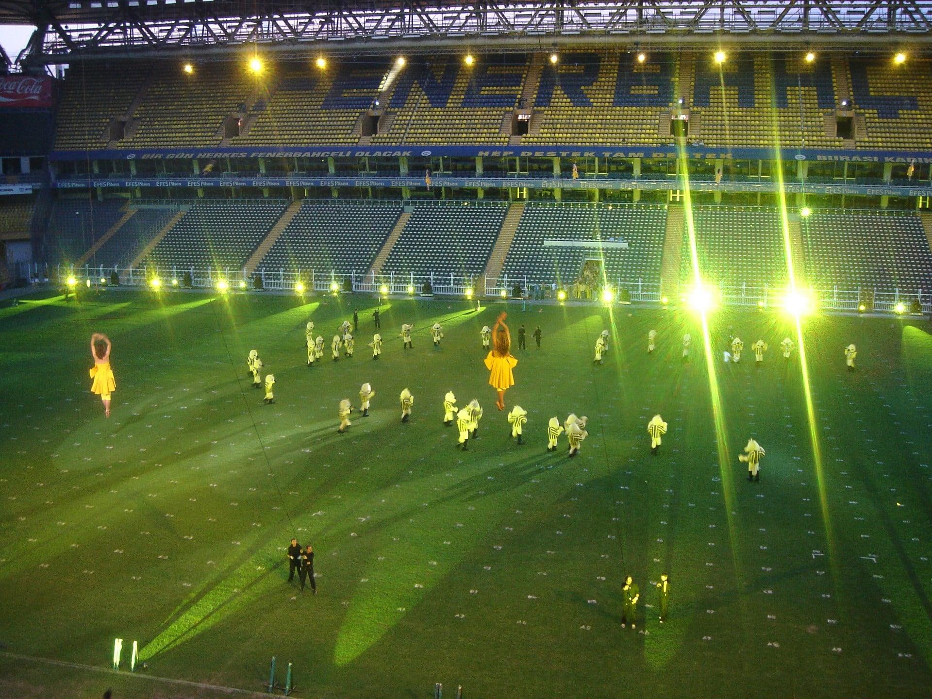 Fenerbahçe Işık Şöleni