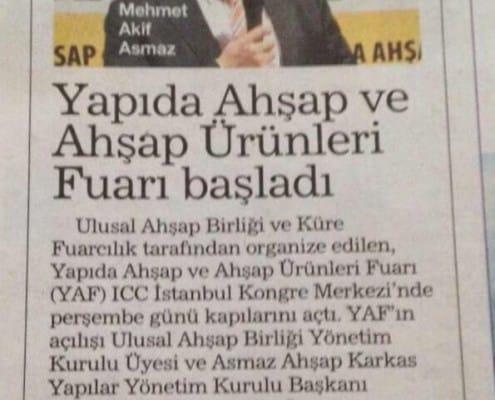 YAF 2016 - HaberTürk Gazetesi