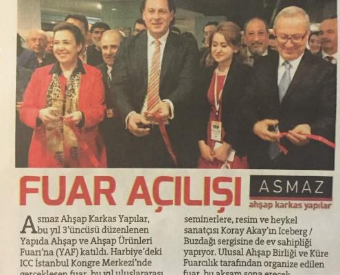 YAF 2016 - Hürriyet Gazetesi